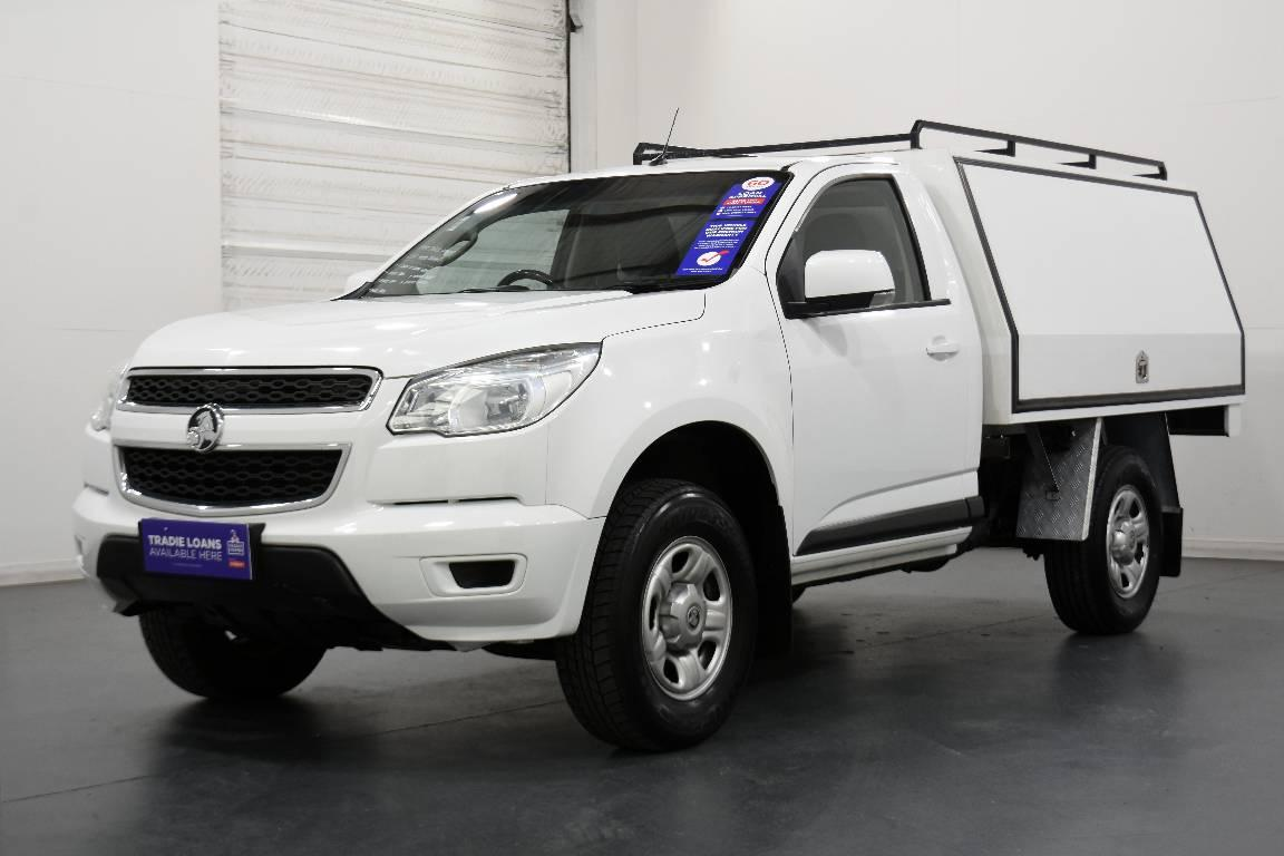 2014 Holden COLORADO RG MY14 LX 4X2
