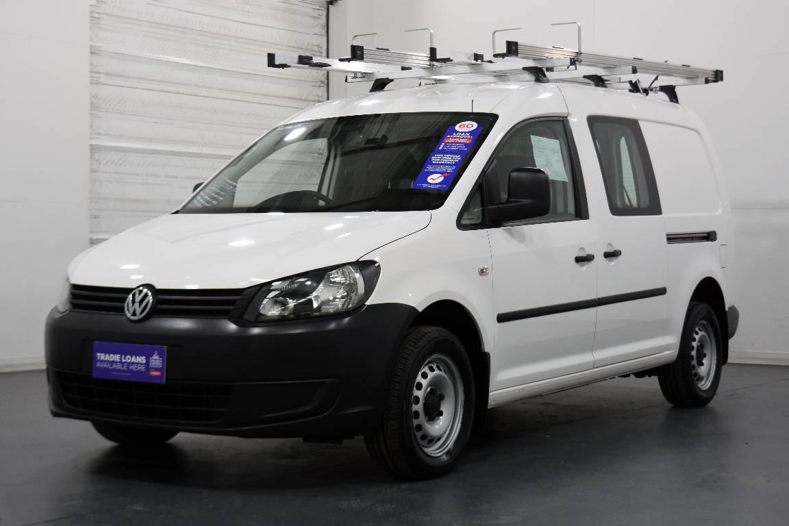 2015 Volkswagen Caddy 2K MY15 MAXI TDI250