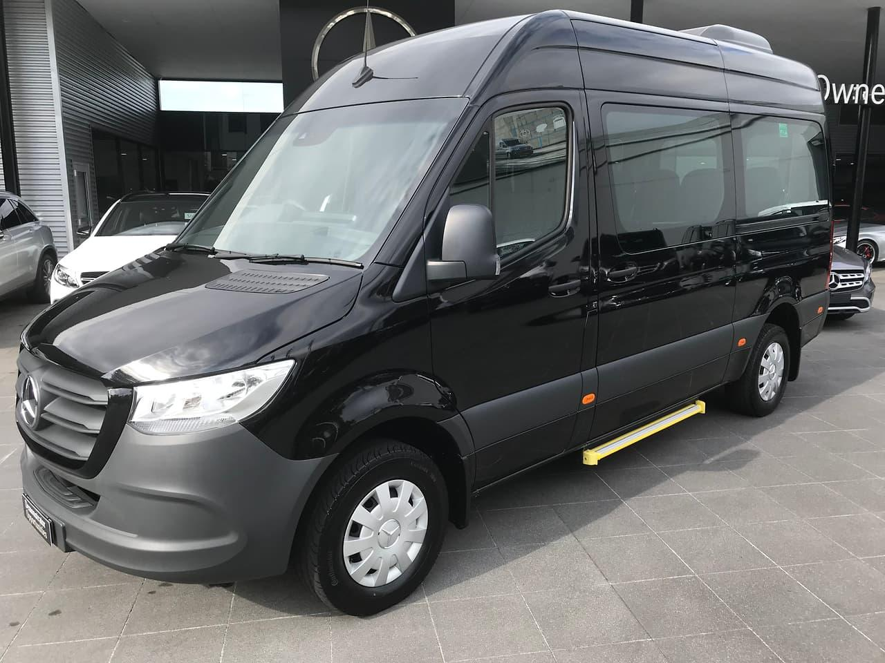2019 Mercedes-Benz SPRINTER VS30 414 Transfer