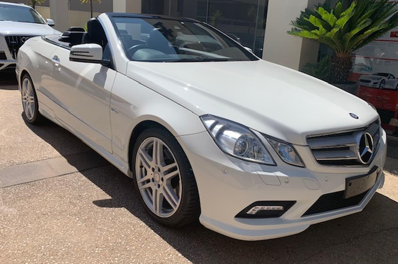 2011 Mercedes-Benz E-CLASS A207 E250 BlueEFFICIENCY Avantgarde