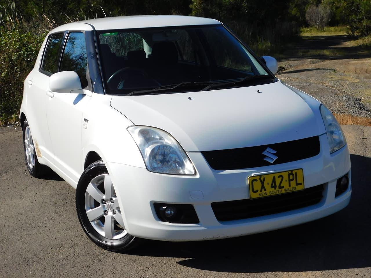 2009 Suzuki Swift  RS415